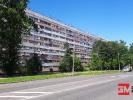 Дачный пр.3 Остекление парадных, реконструкция фасада здания