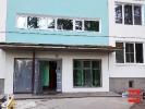 Пр. Науки дом 8. Остекление парадных, реконструкция фасада здания
